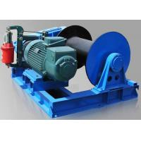 Wholesale Variable speed wire rope electric lifting winch for boat trailers from china suppliers