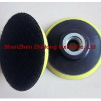Buy cheap Strong strength adhesive hook loop polishing abrasive from wholesalers