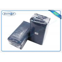 Wholesale Water Proof PE Coated Disposable Bed Sheet Size 80CM x 210CM For Massage from china suppliers