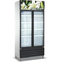 Wholesale Commercial Refrigerator Freezer LC-1000M2F , Vertical Showcase With Glass Door from china suppliers