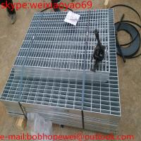 Wholesale competitive quote steel grating /floor grates/steel grating for flooring sidewalk/High quality steel grating suppliers from china suppliers