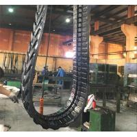 Quality Excavator Digger  Rubber Track Rubber Crawler 400*72.5W*72 for Construction Machine for sale