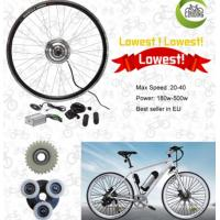 Wholesale hub motor kit for bike conversion from china suppliers
