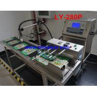 Wholesale top sell cable marking machine/LY-280P inkjet printer/stainless steel material/silver from china suppliers
