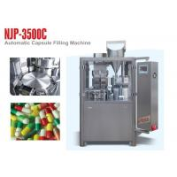 Wholesale Powder or Grain Automatic Capsule Filling Machine 192000 Capsules Per Hour from china suppliers