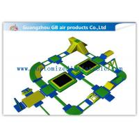 Wholesale Business Huge Combo Inflatable Water Park Theme Park Equipment from china suppliers