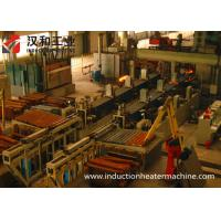 Wholesale Steel Billet Hot Rolling Electric Induction Furnace , Induction Melting Furnace For Steel from china suppliers