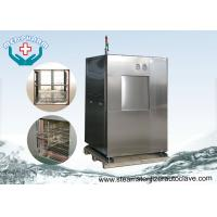 Wholesale Double Sliding Doors Pharmaceutical Autoclave With Built In Printer And Micro Computer from china suppliers