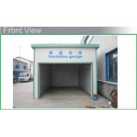 Wholesale Car Garage For 2 Cars / Different size  ,  Convenience and Beauty from china suppliers