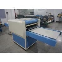 Quality Heat Transfer Printing Machine / Collar Fusing Machine For T-shirts for sale