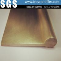 Wholesale Customized Brass Extrused  Profiles Special Designed Cylinder Lock from china suppliers