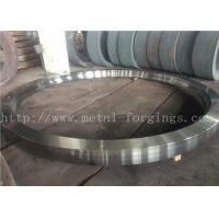 Wholesale Max OD 5000mm A350 LF3 LF6 Carbon Steel Forged Rings  Rough Machined Q+T Heat Treatment from china suppliers