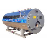 Wholesale Smoke Tubes Drum Type Fuel Gas Oil Fired Firetube Steam Boiler for Medicine factory from china suppliers