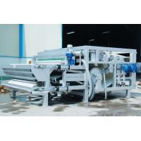 Wholesale Automatic Sludge Dewatering Belt Press , Heavy Duty Fliter Press from china suppliers