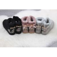 Wholesale ugg female shoes  UGG 1015063 followed by hot drilling bow from china suppliers