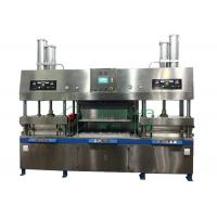 Wholesale Disposable Semi Automatic Paper Plate Making Machine with 1000~10000 Pcs/H from china suppliers
