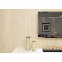 Wholesale Beige Elegant Contemporary Living Room Wallpaper Soundproof from china suppliers