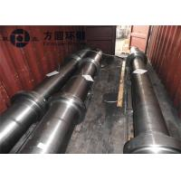 Wholesale Alloy / Carbon Steel Marine Shaft Steel Blanks With Rough Machining from china suppliers