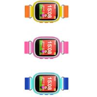 Wholesale Child Smart Watch with 2G modem, Micro SIM card, 1.44 inch Screen, LBS location, Healthy pedometer, Voice Chat etc. from china suppliers