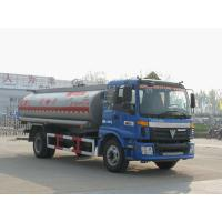Wholesale FOTON 4*2 13.3CBM chemical liquid truck for transport pentane(CLW5160GHYB3) from china suppliers