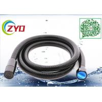 """Wholesale Black Color Painting Toilet Bathroom Shower Hose With Wall Bracket And 1/2""""-3/4"""" Converted Screw from china suppliers"""
