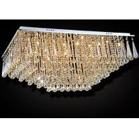 Wholesale Glass LED Crystal Ceiling Lights from china suppliers