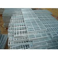 Quality Custom Industrial Grate Flooring , ISO 9001 Stainless Steel Open Grid Flooring for sale