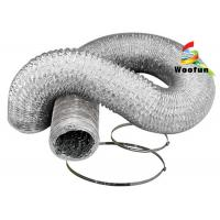 Wholesale Ventilation system several colors available round flexible aluminium tube , duct from china suppliers