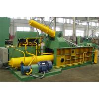 Wholesale Large Hydraulic Baling Press For Leftover Metal , Rated Speed 970rpm Y81Q - 135 from china suppliers