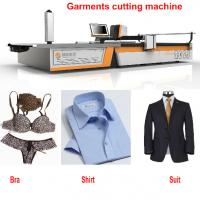 Wholesale CNC 1.7m Knit Fabric Cutter Knife Cutting Machine For T-Shirt / Suit / Pants / Bra from china suppliers