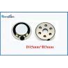 Buy cheap 600Hz Multimedia Mini Mylar Speaker 90dB Cell Phone Speakers D15mm X H3mm from wholesalers