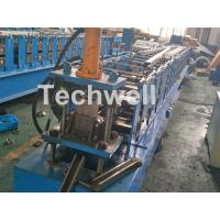Wholesale C Purlin Cold Rolling Forming Machine / Cold Rolled Lipped Purlin Channel Machine For 0-15m/min from china suppliers
