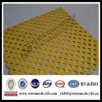 Wholesale perforated metal for building decoration,perforated metal building screen from china suppliers