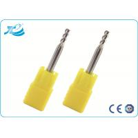 Wholesale Grain Carbide Hard Milling End Mills Machining 50 - 100mm Overall Length from china suppliers
