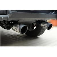 "Wholesale JEEP Wrangler 2007 - 2017 JK Metal Mulisha Black Ceramic 5"" Dual Split Exhaust from china suppliers"