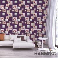 Wholesale European Modern 3D Home Wallpaper For Bedroom Walls SGS CE Certificate from china suppliers