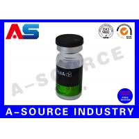 Wholesale Transparent Adhesive Label Printing Labels For Boxes With Custom Logo For  Medicine from china suppliers
