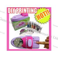 Wholesale Light Weight Colored Nail Art Printer With CE Certification, On / Off Switch from china suppliers