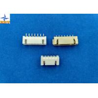 Wholesale 2.50mm pitch shrouded header wire to board connector single row vertical type wafer connector from china suppliers
