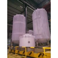 Wholesale 2000L Bromine glass lined steel tanks / chemical reaction vessels from china suppliers