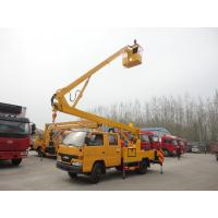 Wholesale China famous brand 4X2 JMC 14-16m high-altitude operation truck for sale, best price JMC overhead working truck for sale from china suppliers