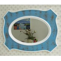 Wholesale Vintage wooden wall mirror from china suppliers