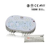 Wholesale 100W LED Retrofit Light Kit 12700LM ETL DLC PSE listed for 350W Shoebox Lamp Replacement from china suppliers
