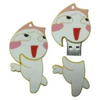 Wholesale promotional cool gift silicon power cartoon design USB 2.0 thumb drive 128MB - 32GB  from china suppliers