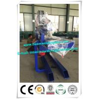 Quality Tank Longitudinal Seam Welding Machine, H Beam Production Line Automatic Welding Machine for sale