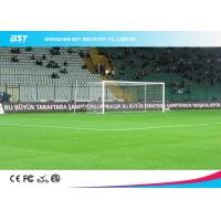 Wholesale High Brightness Stadium Perimeter Led Display / Football Pitch Advertising Boards from china suppliers