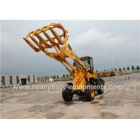 Wholesale 1.6 Ton Bucket Wheel Loader T930L Optional Grass Grapple 4300kgs Operating Weight from china suppliers