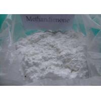 Quality CAS 72-63-9 Dianabol Methandienone Powder Pharmaceutical Raw Materials for sale