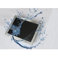 China Full IP65 Waterproof Stainless Steel Panel PC 10 Point Capacitive Touchscreen on sale