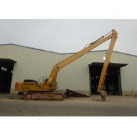 Buy cheap 22meters Long reach boom for Kato Excavator HD1430 from wholesalers